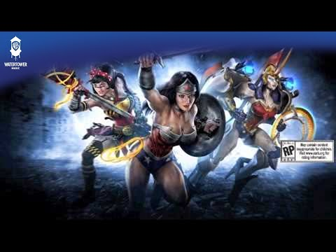 Infinite Crisis Video Game Soundtrack - Wonder Woman Theme - OFFICIAL