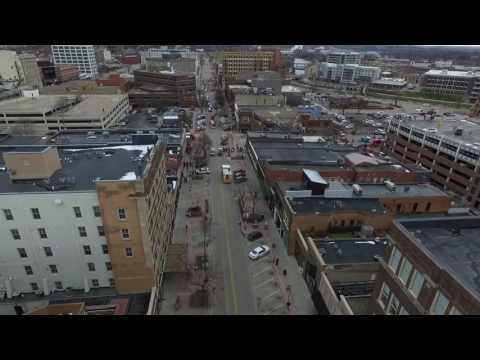 Building Collapse in Sioux Falls, South Dakota