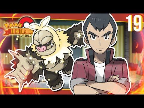 Pokémon H SuperLocke Ep.19 - MI PAPÁ Y SU MALDITO SHINY
