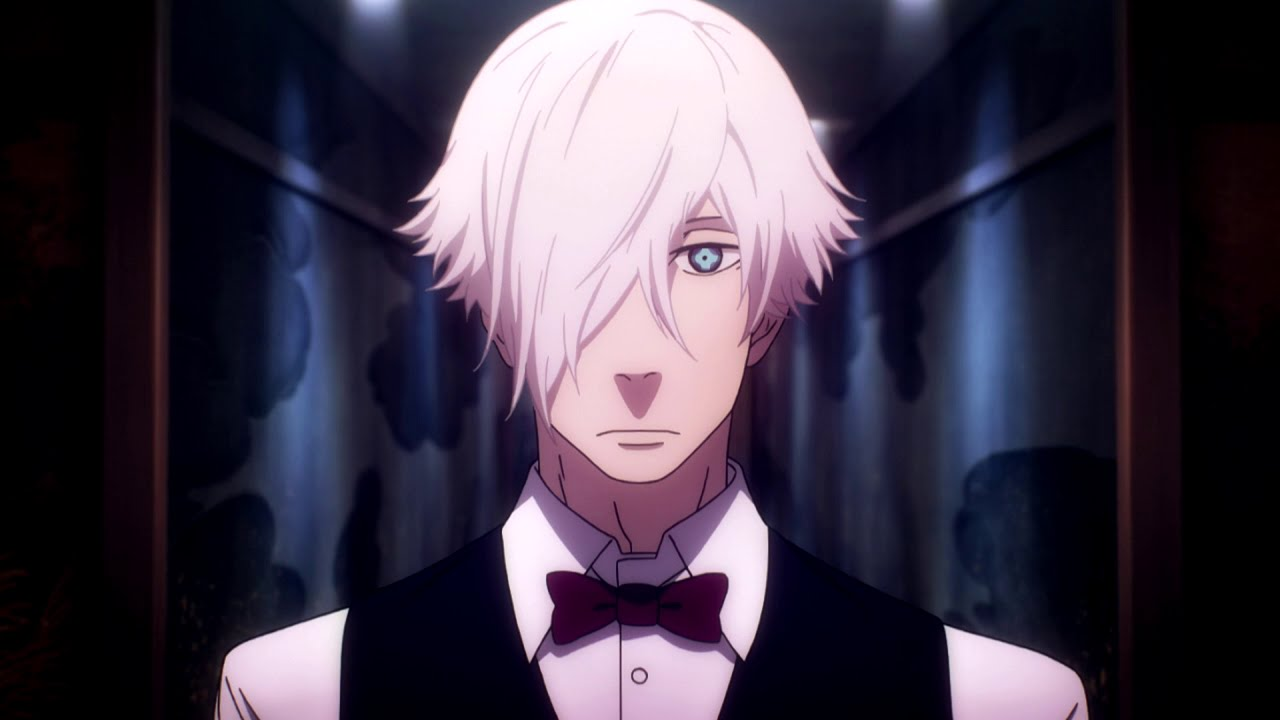 Girl With Bow Wallpaper Death Parade Episode 1 デス・パレード Review Decim S Deadly