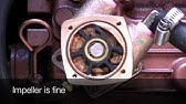 Universal Diesel Engine Fresh Water Pump Replacement - YouTube