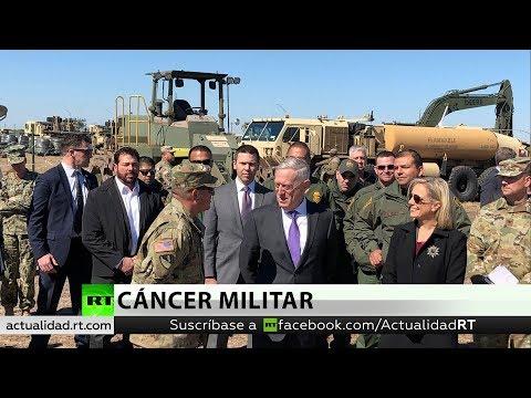 ¿Por qué cerca de una base militar de EE.UU. en Alemania aumentan los casos de cáncer?
