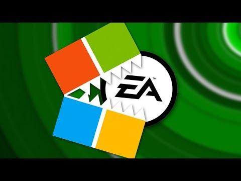 Wait, Microsoft Are Buying EA