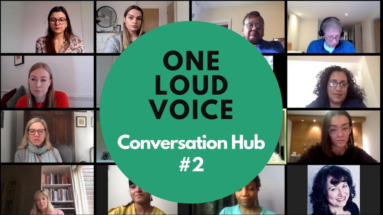 Conversation Hub | Intersectionality & Identity