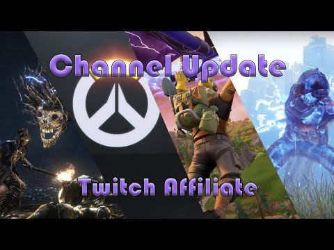 Speer Gaming - Channel Update Twitch Affiliate, Future of Destiny 2, Fortnite and Other Games