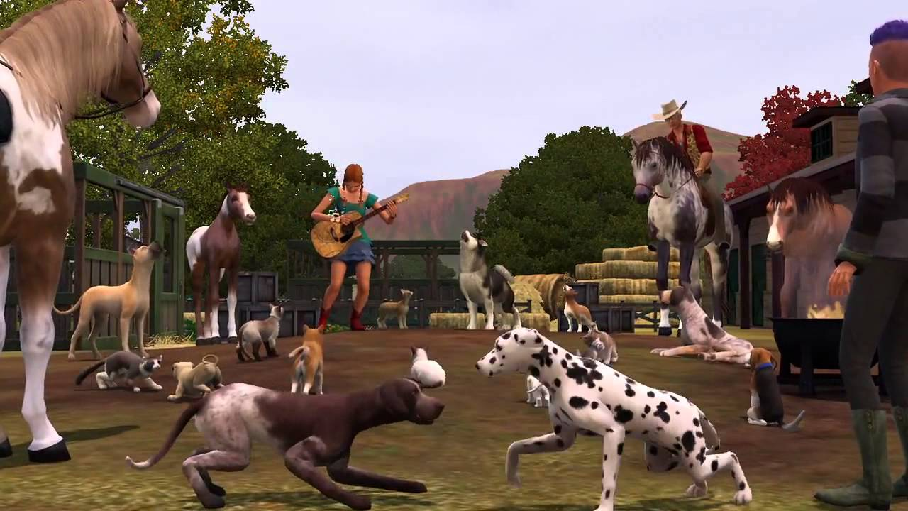 The sims 3 pets torrent download