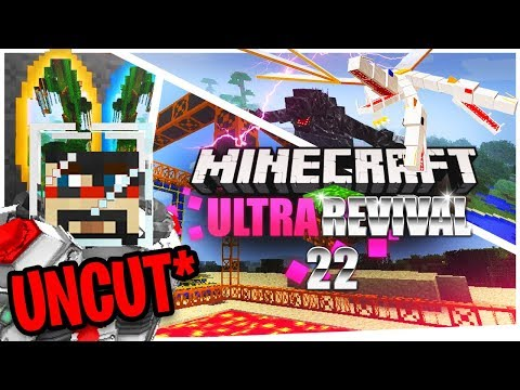 Minecraft: Ultra Modded Revival Uncut Ep. 22