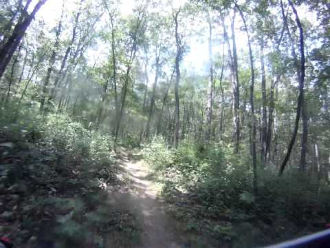2014 Spring Lake Singletrack Classic CAT II Winner GoPro Pt. 1