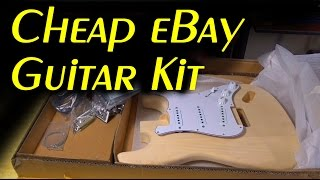 Download Cheap eBay DIY Guitar Kit