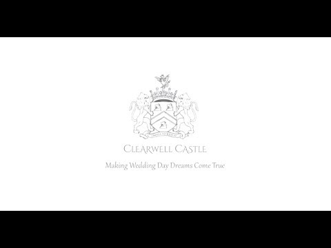 Clearwell Castle Wedding Venue | Gloucestershire | 2017