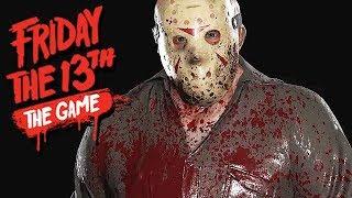 Friday The 13th The Game Gameplay German - Die beste Flucht der Welt