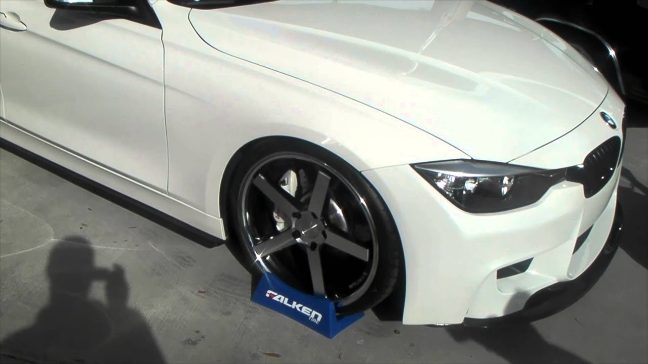 Bmw 328i Xdrive 2011 >> DUBSandTIRES.com 2010 BMW 5 Series Turbo Charged 20-22'' Stance painted Forgiato Asanti wheels ...