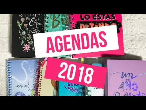 AGENDAS 2018 - Tiempo entre Papeles