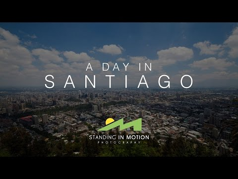 A day in Santiago