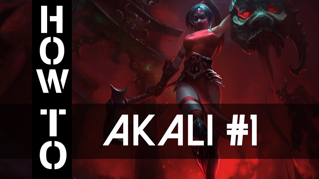 Akali | League of Legends Wiki | FANDOM powered …