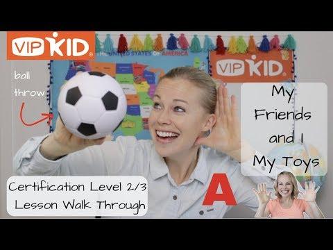 UPDATED VIPKid Level 2/3 Certification Option A Walk Through & Tips