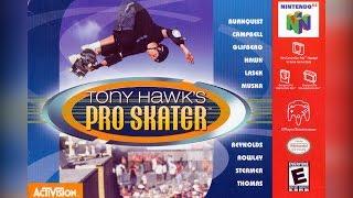 Tony Hawk's Pro Skater 1 Soundtrack Full