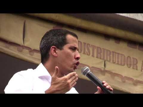 Juan Guaidó afirma que Nicolás Maduro reabrió frontera con Colombia por presión ciudadana