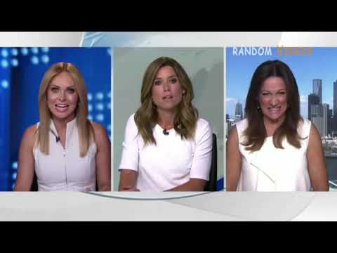 Most Embarrassing Female reporter Moments On Live TV 2018 funny fail compilation