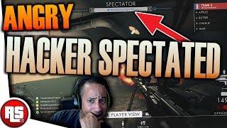 Battlefield 1 hacker, Hacker Spectated, bf1 cheater, bf1 hacks, spectating hacker, #hacker #bf1