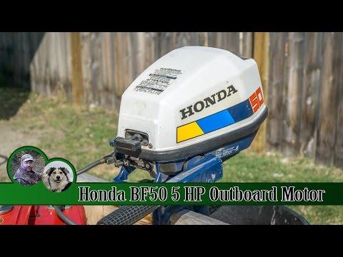 7 5 hp honda b75 outboard motor doovi for Honda 2 5 hp outboard motor