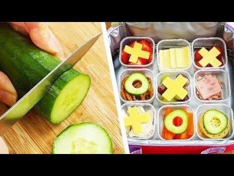 9 Healthy Lunchbox Hacks