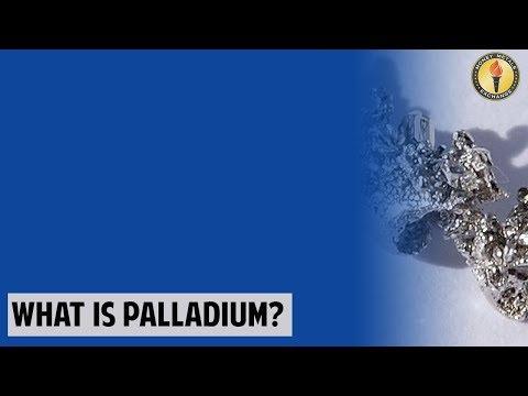 What Is Palladium?