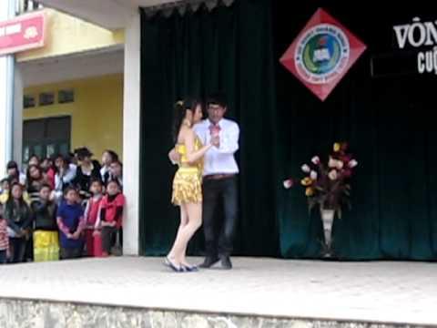 Năng khiếu Miss B4 THPT Đông Triều