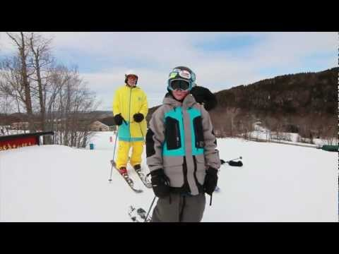 Tom Goodhue - 12 Years Old Freestyle Skier