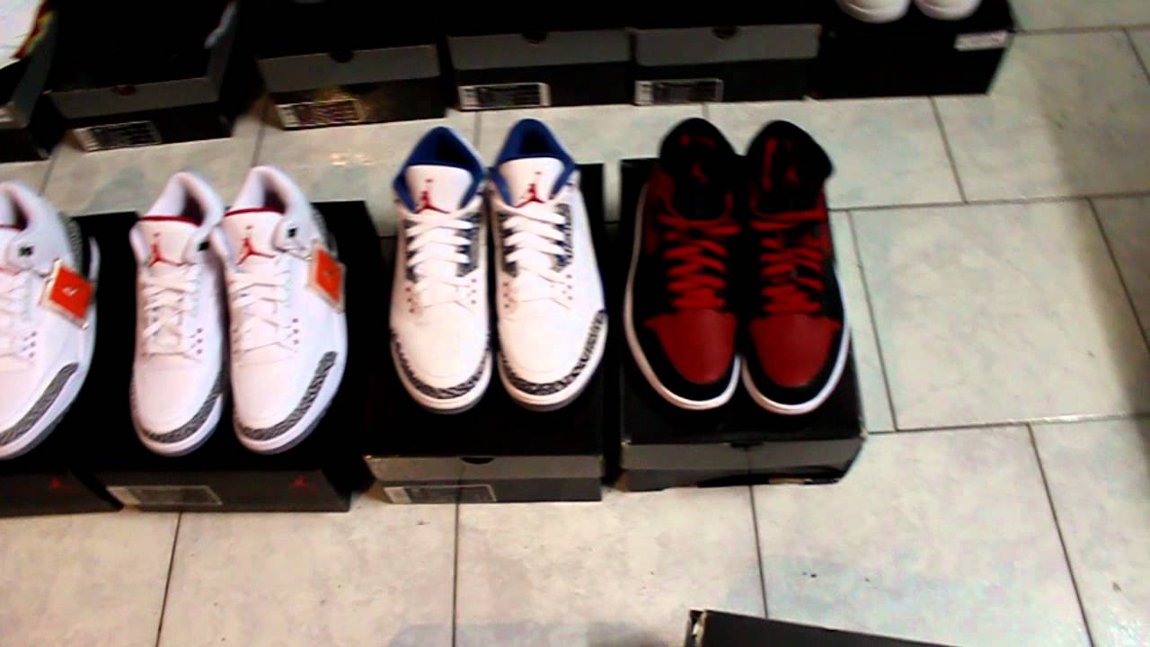 my shoe collectionnike air jordanair pippencharles