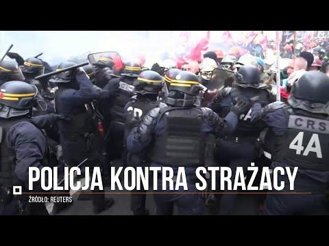 Policja kontra strażacy czyli coraz dziwniejsze czasy