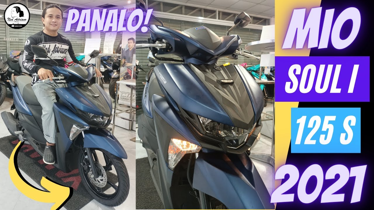 SULIT BA ANG 2021 YAMAHA MIO SOUL I 125s? | SPECS AND FEATURES WALKTHRU