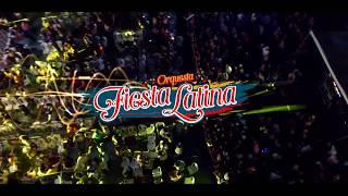 Orquesta Fiesta Latina - Concierto Central - Feria Bucaramanga