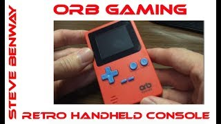 Orb Gaming Retro Handheld Console - System Review