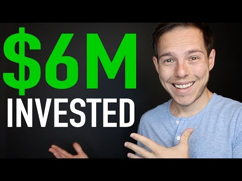 Revealing My Entire $6 Million Investment Portfolio | 29 Yea