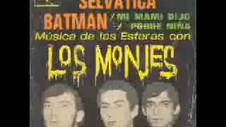 Los Monjes- Batman