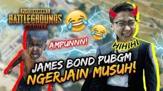 JADI JAMES BOND PUBG MOBILE PALING USIL! - PUBG Mobile Indonesia