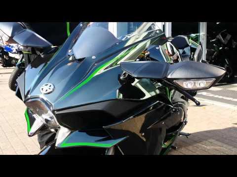 Kawasaki H2 Supercharger Sound Youtube