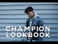 MEN'S FALL/WINTER LOOKBOOK 2016/17 | CHAMPION