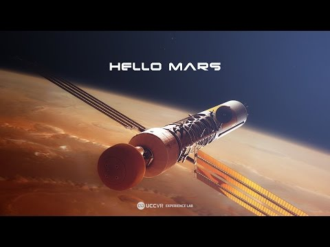 Hello Mars Launch Trailer (Daydream)