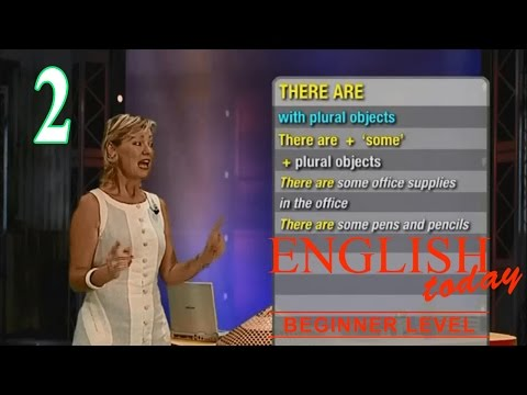 Learn English Conversation - English Today Beginner Level 2