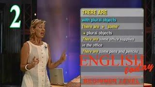 Learn English Conversation - English Today Beginner Level 2 - DVD 2