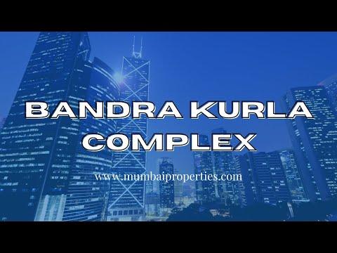 Bandra Kurla Complex - The Next Gen CBD - We lovingly call it BKC...