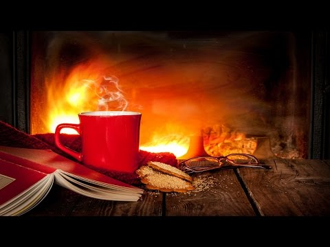 Sleep Guided Meditation Spoken for sleeping deep relaxation with rain & fire sounds  hypnosis