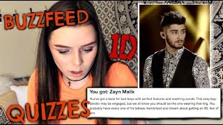 BUZZFEED TRIES TO GUESS MY FAVORITE 1D MEMBER