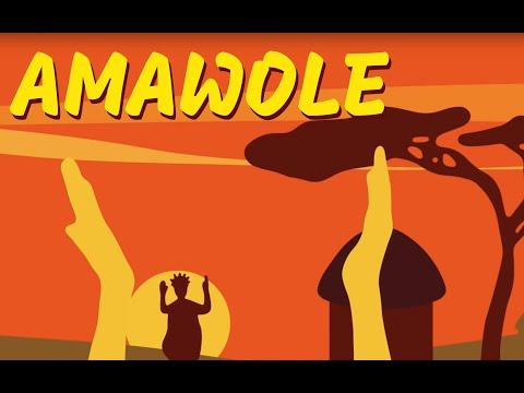 Amawolé - comptine d'Afrique - enfant - maternelle
