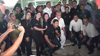 Governador Camilo Santana inaugurou IML e Avenida de entrada de Russas