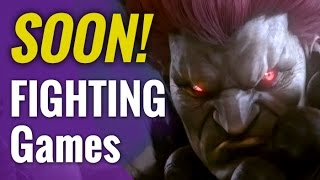 Top 10 Upcoming Fighting Games of 2016/2017