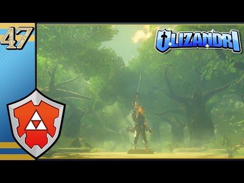 The Legend Of Zelda: Breath Of The Wild - Korok Forests Lost Woods & The Master Sword - Episode 47