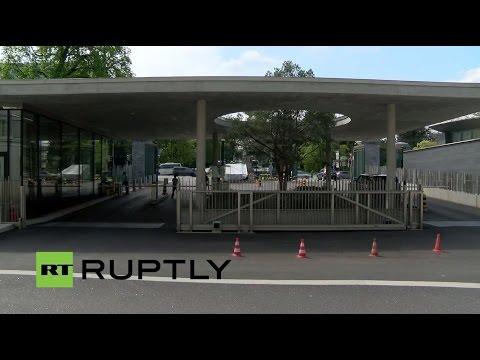 LIVE: Ulyukaev and WTO's Azevedo to meet in Geneva - Arrivals